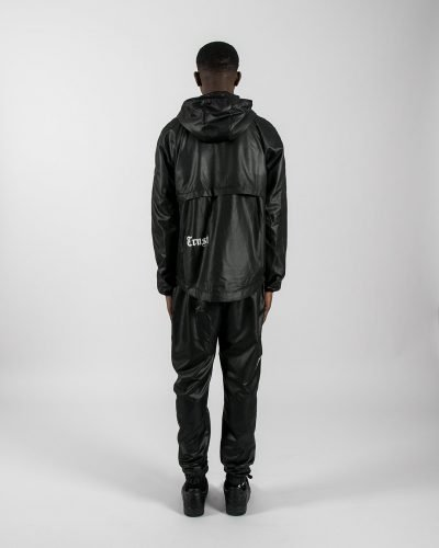 BLACK WINDJACKET 5 TRUST Amsterdam