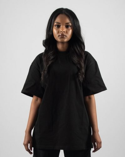 Oversized Black T-Shirt