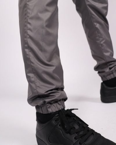 detail windjacket pants grey absence TRUST Amsterdam